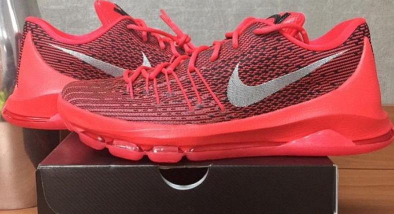 OKC Thunder  First images of the signature Kevin Durant  KD 8  shoes ... 833df60fe61e